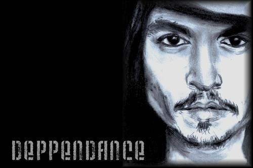 Johnny Depp by deppendance